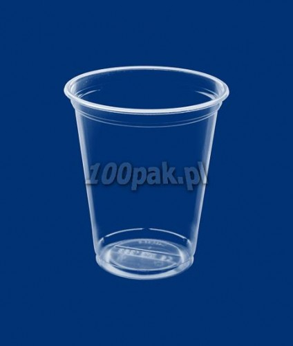 Kubek K534 300ml bezbarwny Ø 95mm PP